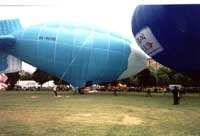 Airship and Balloons